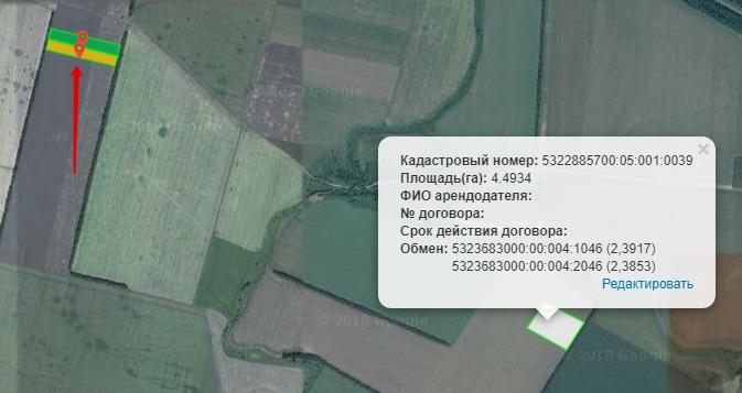 учет земельного банка