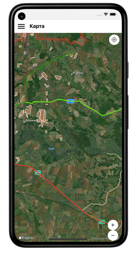 GPS контроль