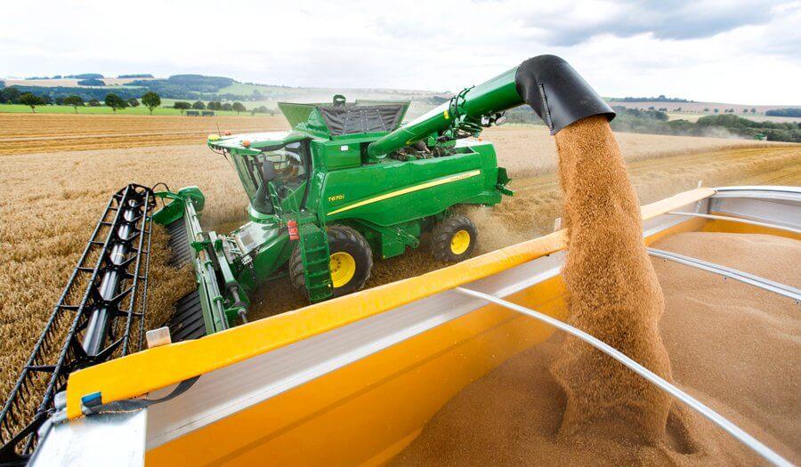 контроль урожая